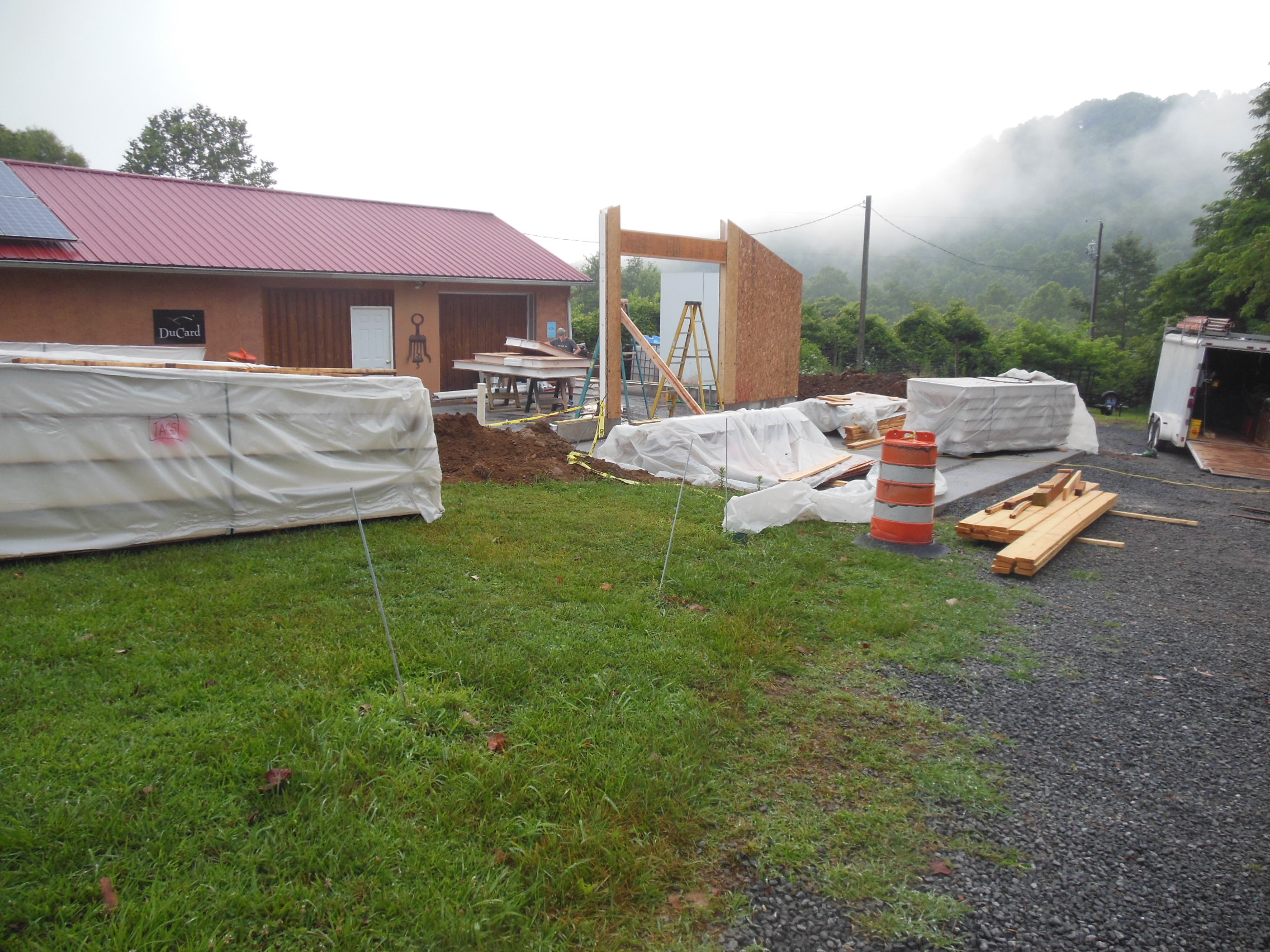 current barn building projectspj williams company